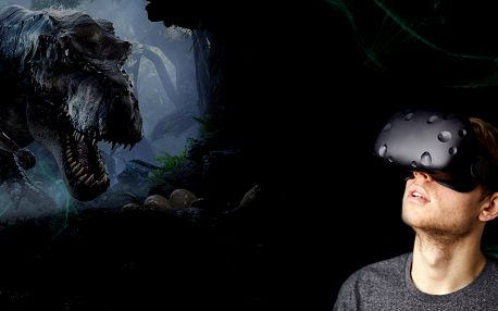 Virtuální realita pro 1-5: v herně i u vás doma