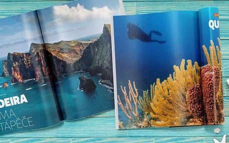 Balíček tištěných časopisů Buddy Potápění