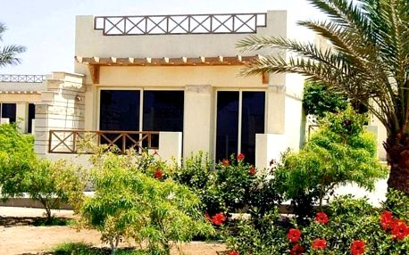 Egypt, Hurghada, letecky na 8 dní