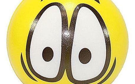 Antistresový míček s emotikony - 12 ks