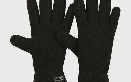 Rukavice Puma Fleece Gloves Black Černá