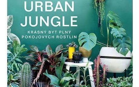 Urban Jungle - Krásný byt plný pokojových rostlin, multi barva, papír