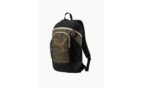 Batoh Puma Echo Backpack Olive Night-Shocking Barevná