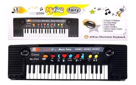Elektronické klávesy Alltoys Elektronické klávesy Alltoys, 37 kláves