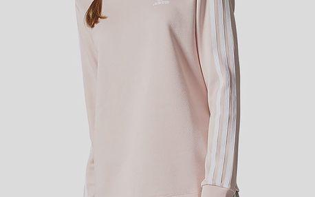 Tričko adidas Originals 3STRIPES LS TE Béžová