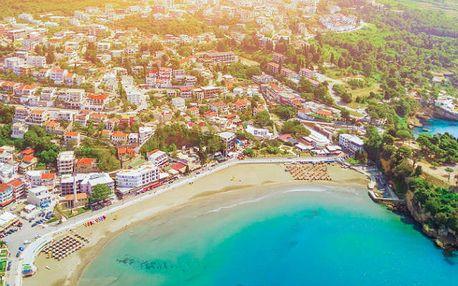 Hotel Golden Inn*****, Špičkový 5* hotel s bazény v kouzelné Černé Hoře
