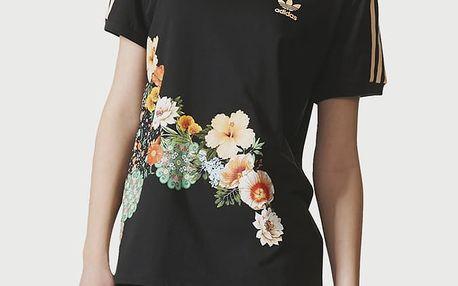 Tričko adidas Originals JARDIM A TEE Černá