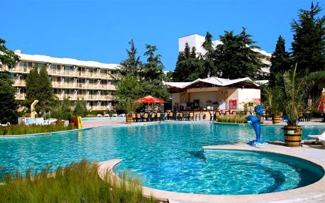 Bulharsko, Albena, letecky na 8 dní