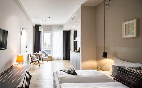 BOLD Hotel München Giesing, Designový hotel se snídaní blízko centra Mnichova