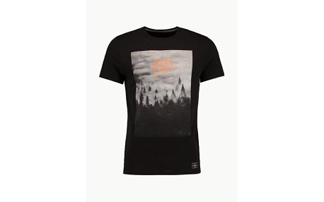 Tričko O´Neill LM Wildlife T-Shirt Černá