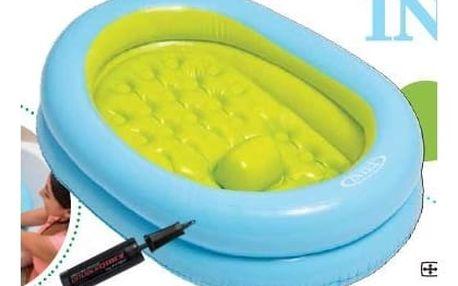 INTEX 48421 bazének s pumpou 86x64x23 cm