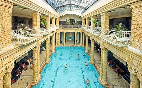 Luxusní pobyt v Budapešti v hotelu Danubius