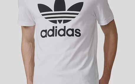 Tričko adidas Originals ORIG TREFOIL T Bílá