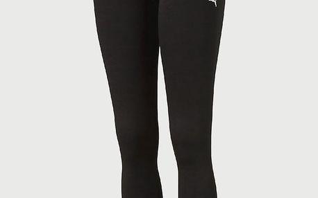 Legíny Puma ESS No.1 Leggings W Cotto Černá