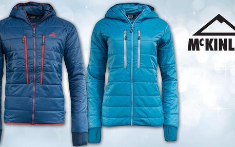 Pánská a dámská zimní bunda McKinley