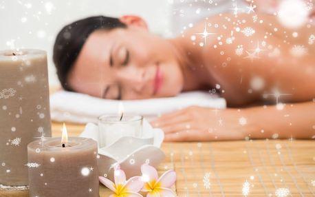 1,5 hod. relaxace: masáž těla i obličeje pro dámy