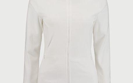Mikina O´Neill PW Ventilator Full Zip Fleece Bílá