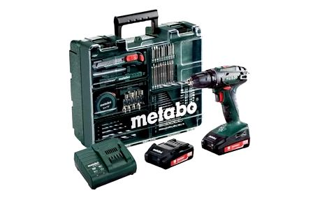Metabo METABO BS 18 LT MD 2x2,0Ah