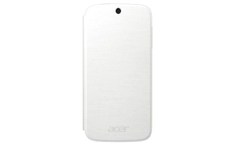 Pouzdro na mobil flipové Acer pro Liquid Z330 (HP.BAG11.02C) bílé