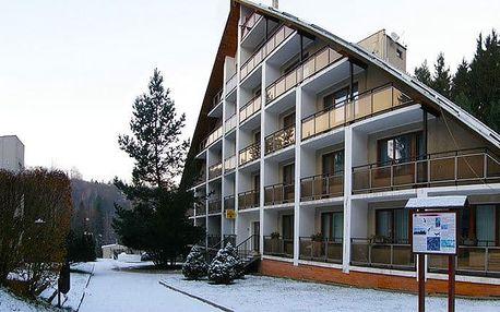 3denní wellness pobyt pro 2 s polopenzí a vínem v hotelu Radějov*** na Slovácku