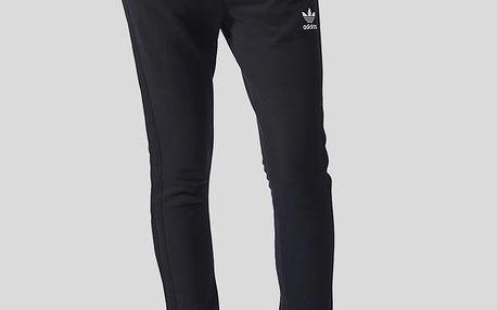 Tepláky adidas Originals SLIM TP CUF Černá