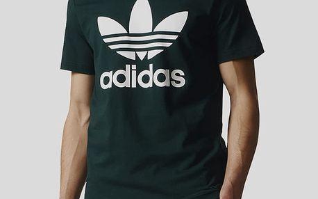 Tričko adidas Originals ORIG TREFOIL T Šedá