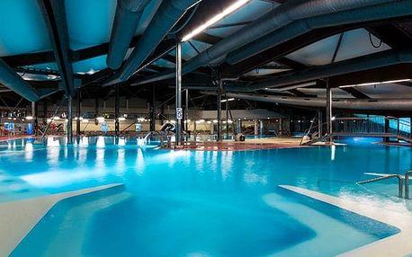 Terme Tuhelj Hotel Well****, 4* ubytování s polopenzí v obrovských termálech