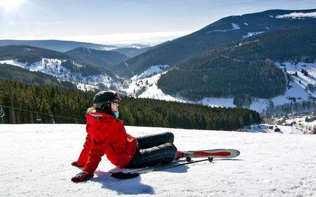 Na lyže do Harrachova vč. Vánoc či Silvestra