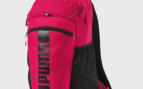 Batoh Puma Deck Backpack Ii Love Pot Růžová