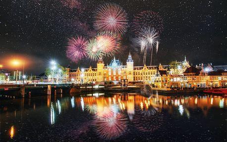 Silvestr v Amsterdamu s ochutnávkou sýrů ve Valendamu pro 1 osobu