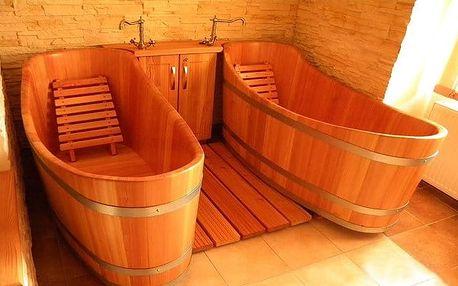 3 až 5denní wellness pobyt s polopenzí pro 2 v penzionu U Marka v Jeseníkách