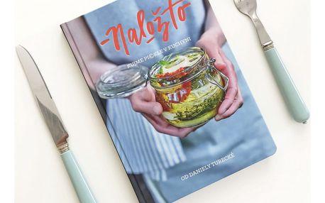 Nalož to: Kujme pi(c)kle v kuchyni - Daniela Turecká, modrá barva, papír
