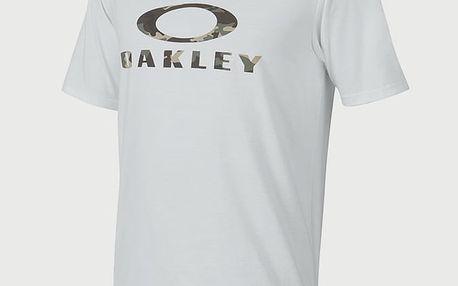 Tričko Oakley 50-Stealth Ii White Bílá
