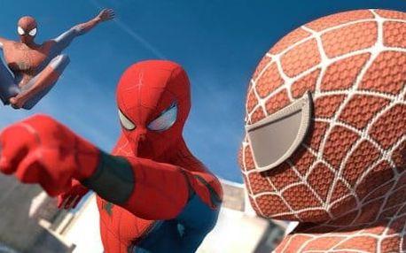Spiderman set pro děti