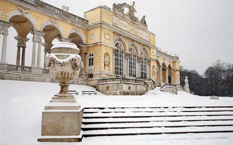 2dení výlet pro 1 osobu na silvestr ve Vídni s prohlídkou města