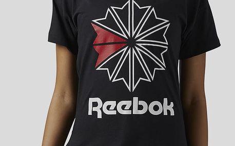 Tričko Reebok Classic F GR TEE Černá