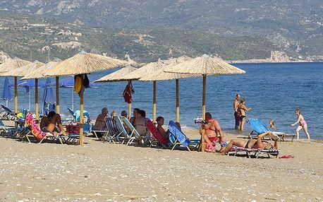 Řecko, Samos, letecky na 8 dní