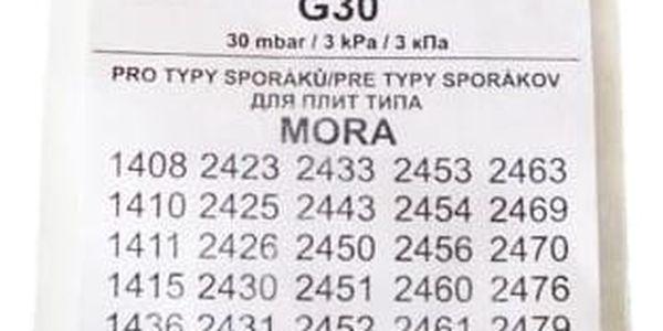 Sada trysek Mora TR 2009 UN (240761)2