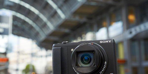 Digitální fotoaparát Sony Cyber-shot DSC-HX60 černý + DOPRAVA ZDARMA4