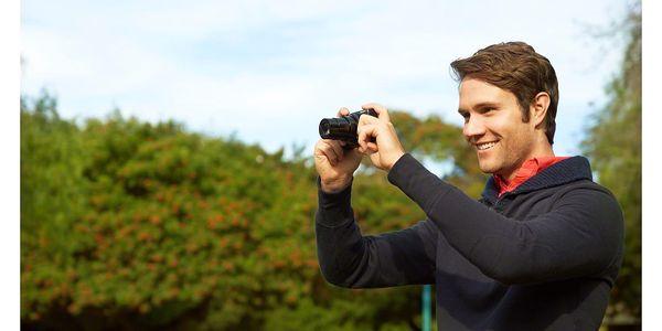 Digitální fotoaparát Sony Cyber-shot DSC-HX60 černý + DOPRAVA ZDARMA5