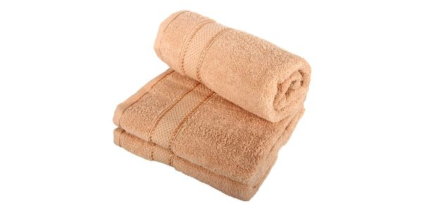 Froté ručník se vzorem Menheten vínová4