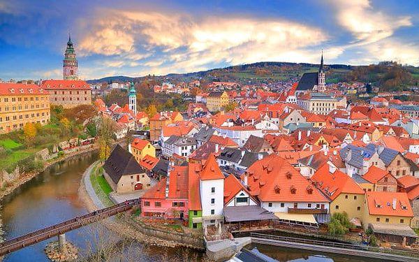 Jižní Čechy s polopenzí a koupalištěm