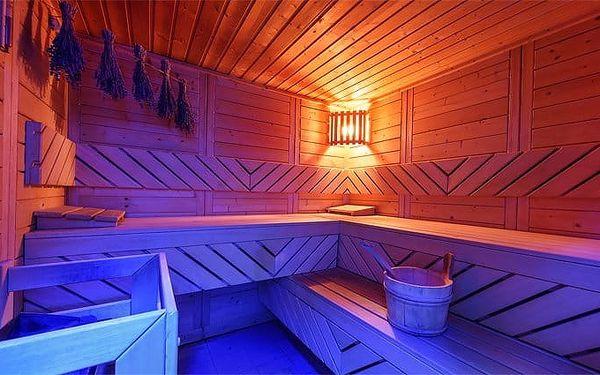 3–6denní wellness pobyt s polopenzí pro 2 v hotelu Tatra*** v Novém Bydžově