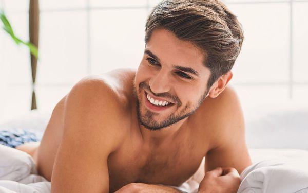 60minutové kosmetické ošetření pro muže