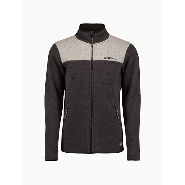Mikina O´Neill PM Piste Full Zip Fleece Šedá