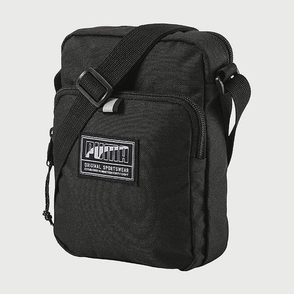 Taška Puma Academy Portable Black Černá