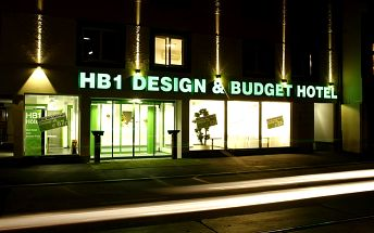 HB1 Design & Budget Hotel