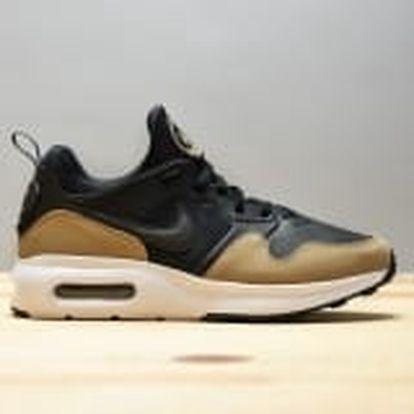 Pánské tenisky Nike AIR MAX PRIME SL | 876069-004 | Černá, Hnědá | 44,5