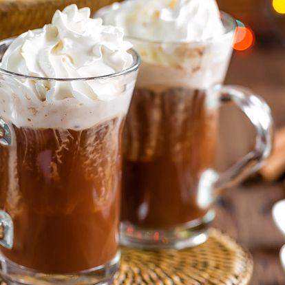 2× vídeňská káva s karamelem pro vaši pohodu