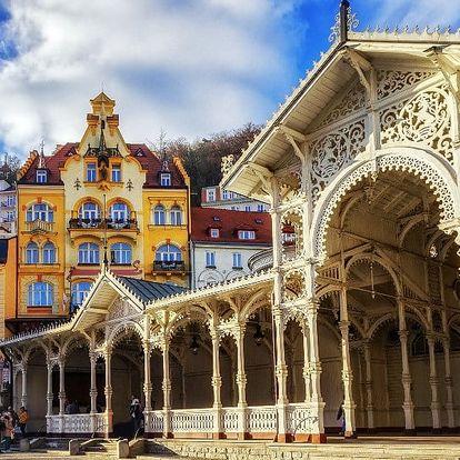 Zimní Karlovy Vary: pobyty vč. vánoční varianty